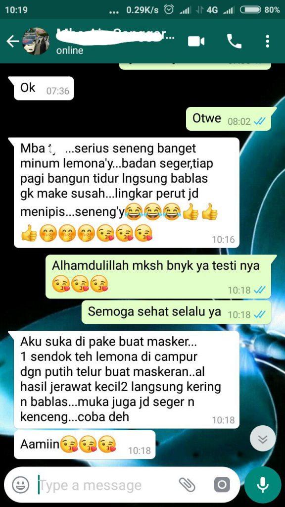 Jual Lemona Original di Bandung