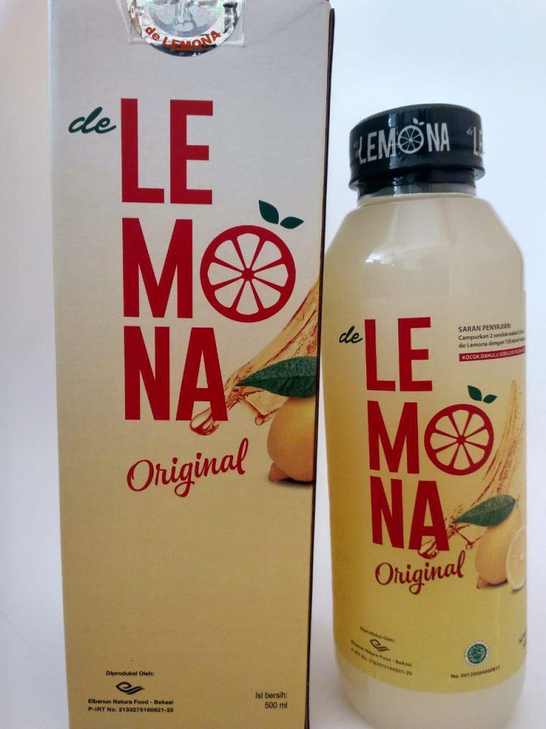 Jual Lemona Original di Makassar